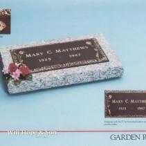 24×12 Garden Rose