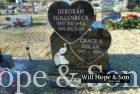 Hollenbeck  Jet Black die & base
